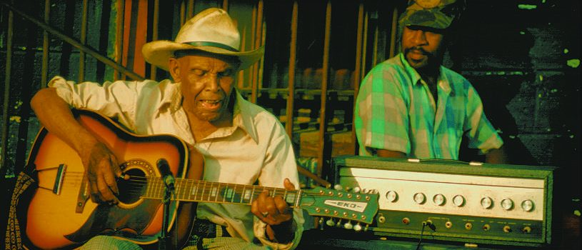 Bentonia Mississippi – Hard Times & Darker Blues