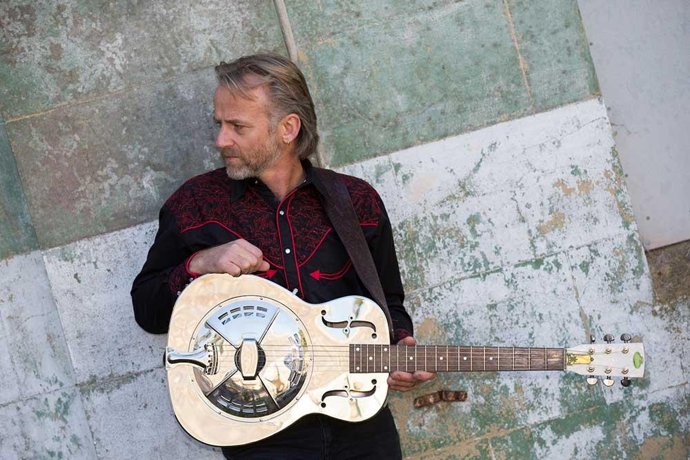 Geoff Achison Box of Blues Wangaratta Festival of Jazz and Blues