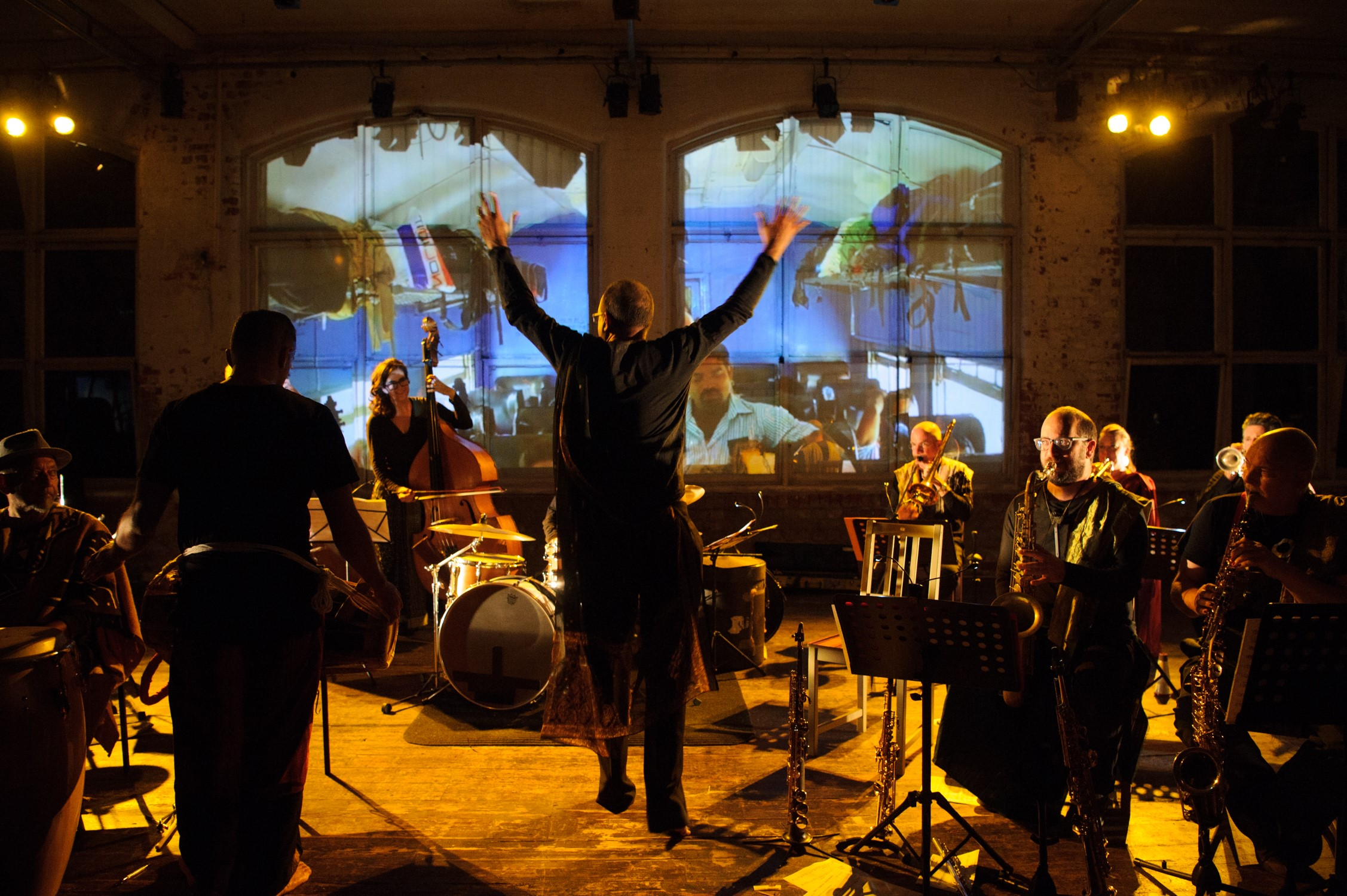 Adam Simmons Creative Music Ensemble Wangaratta Festival of Jazz and Blues 2018
