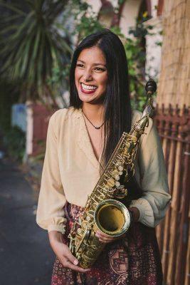Cheryl Durongpisitkul Wangaratta Festival of Jazz and Blues