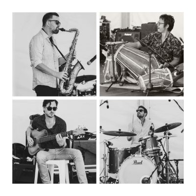 Julian Banks Group Wangaratta Festival of Jazz and Blues