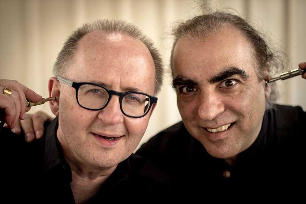 David Jones and Evri Evripedes Wangaratta Festival of Jazz & Blues