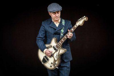 Jeff Lang Wangaratta Festival of Jazz & Blues