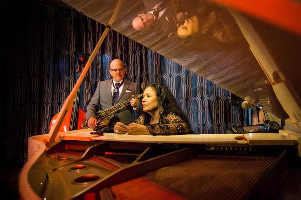 Wilma Reading and Andrew Butt Wangaratta Festival of Jazz & Blues