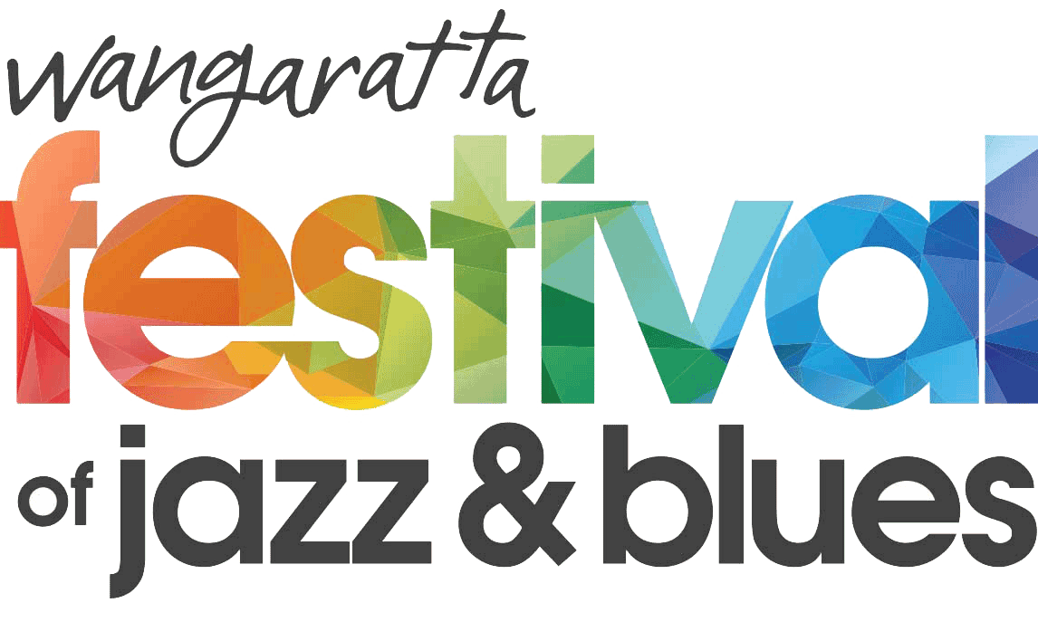 Wangaratta Festival of Jazz & Blues logo