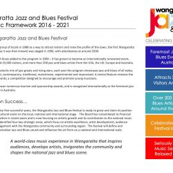 Strategic Framework 2016-2021