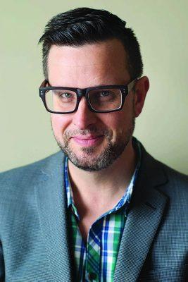 Eugene Ball, co-artistic director 2020 Wangaratta Festival of Jazz & Blues