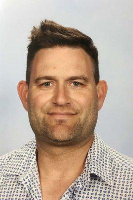 Scott Solimo, co-artistic director, 2020 Wangaratta Festival of Jazz & Blues